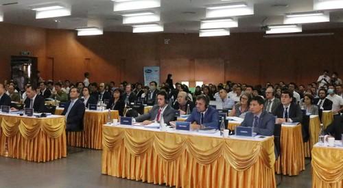 Quảng Ninh xúc tiến đầu tư với các tổ chức, đại diện thương mại nước ngoài - ảnh 1