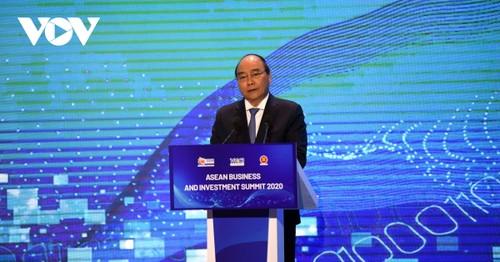Thượng đỉnh Kinh doanh và đầu tư ASEAN 2020: chung tay xây dựng một khu vực ASEAN phát triển và thịnh vượng - ảnh 1