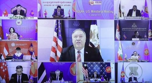 Giáo sư Mỹ nêu tầm quan trọng của quan hệ ASEAN - Mỹ - ảnh 1