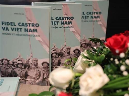 Fidel Castro và Việt Nam - Những kỷ niệm không quên - ảnh 1