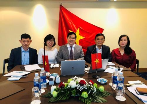 Việt Nam chia sẻ với thế giới kinh nghiệm phòng chống dịch và điều trị COVID-19    - ảnh 1