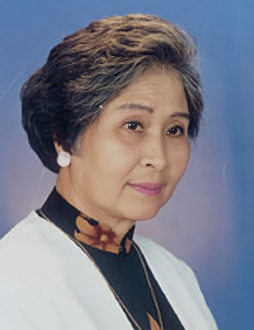 Nghệ sĩ ngâm thơ nổi tiếng Trần Thị Tuyết qua đời ở tuổi 90 - ảnh 1