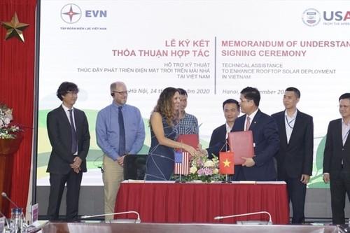 Hoa Kỳ hỗ trợ thúc đẩy triển khai năng lượng sạch tại Việt Nam - ảnh 1