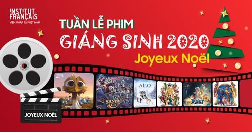 Tuần lễ phim Giáng sinh 2020 tại L'Espace - ảnh 1