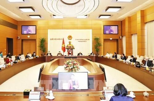 Khai mạc phiên họp thứ 53 của Ủy ban Thường vụ Quốc hội - ảnh 2