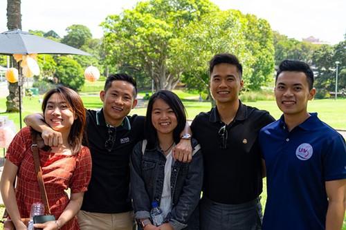 Người Việt tại Australia đón tết xa quê chan chứa tình đồng hương - ảnh 2