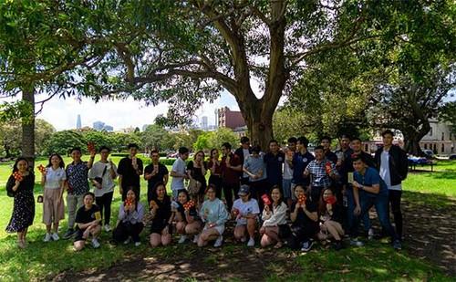 Người Việt tại Australia đón tết xa quê chan chứa tình đồng hương - ảnh 4
