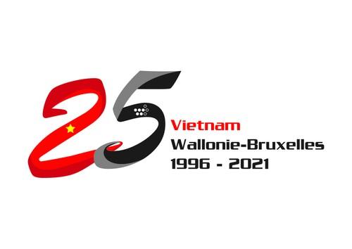 Kết quả cuộc thi thiết kế logo kỷ niệm 25 năm thành lập phái đoàn Wallonie - Bruxelles tại Việt Nam - ảnh 1