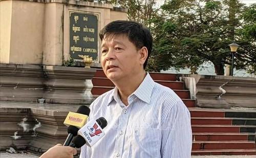 Tổng lãnh sự quán Việt Nam hỗ trợ kiều bào tại Preah Sihanouk (Campuchia) chống dịch - ảnh 1