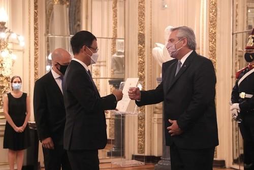 Việt Nam tiếp tục là một trong những đối tác quan trọng của Argentina  - ảnh 1