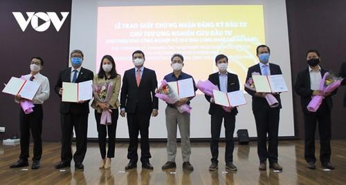 Thành phố Đà Nẵng tăng tốc thu hút đầu tư - ảnh 1