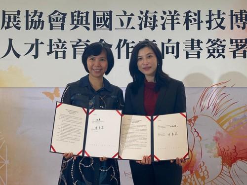 Hiệp hội Đài Việt tiếp tục xúc tiến ký kết giao lưu văn hóa Việt Nam - Đài Loan (Trung Quốc) - ảnh 1