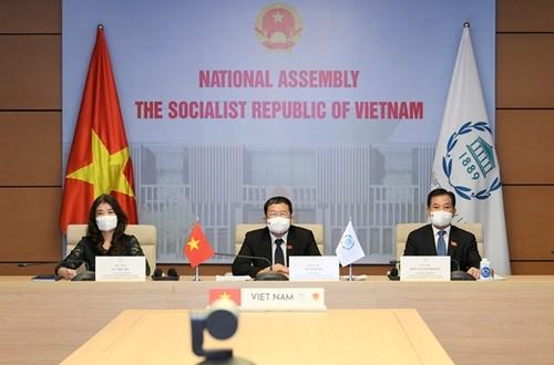 Việt Nam tham dự Phiên họp của Ủy ban Thường trực về Hòa bình và An ninh quốc tế - ảnh 1