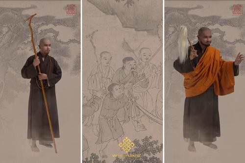 Vietnam Centre triển lãm ảnh Giác hoàng xuống núi nhân Đại lễ Phật đản - ảnh 8