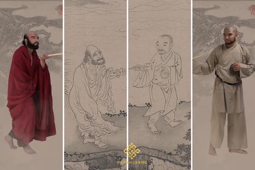 Vietnam Centre triển lãm ảnh Giác hoàng xuống núi nhân Đại lễ Phật đản - ảnh 7