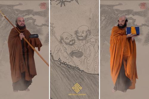 Vietnam Centre triển lãm ảnh Giác hoàng xuống núi nhân Đại lễ Phật đản - ảnh 5