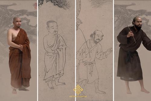 Vietnam Centre triển lãm ảnh Giác hoàng xuống núi nhân Đại lễ Phật đản - ảnh 4
