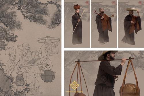 Vietnam Centre triển lãm ảnh Giác hoàng xuống núi nhân Đại lễ Phật đản - ảnh 2