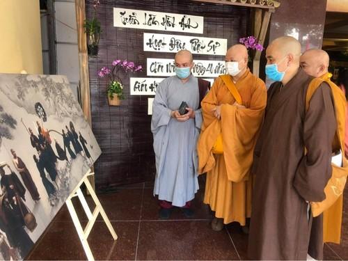 Vietnam Centre triển lãm ảnh Giác hoàng xuống núi nhân Đại lễ Phật đản - ảnh 1