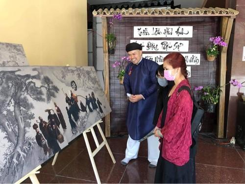 Vietnam Centre triển lãm ảnh Giác hoàng xuống núi nhân Đại lễ Phật đản - ảnh 9