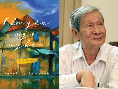 Nhà văn Nguyễn Xuân Khánh 'Đội gạo lên chùa' qua đời ở tuổi 89 ảnh 2