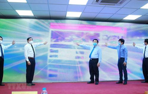Báo điện tử Đảng Cộng sản Việt Nam ra mắt giao diện mới và App Mobile - ảnh 1