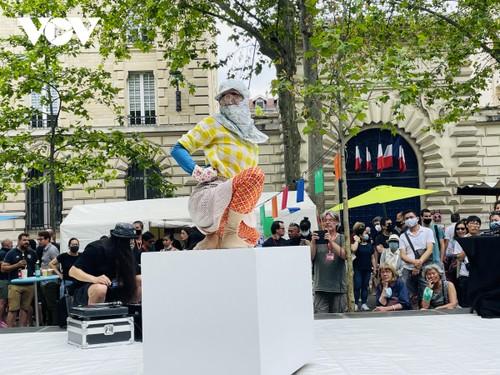 Ngày hội văn hóa, ẩm thực Việt Nam tại trung tâm thủ đô Paris (Pháp) - ảnh 1