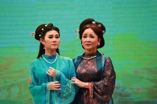 Nghệ sỹ nhân dân Vương Hà: Tình yêu dài suốt cuộc đời - ảnh 1