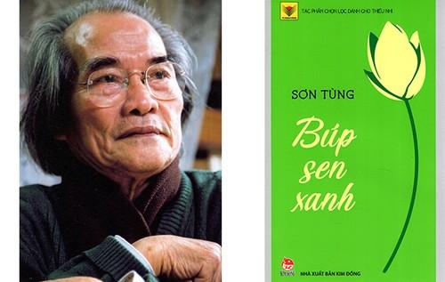 Nhà văn Sơn Tùng và những tác phẩm về Chủ tịch Hồ Chí Minh - ảnh 1