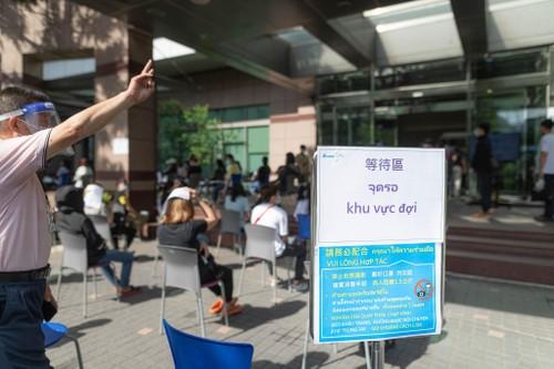 Thành phố Đào Viên, Đài Loan (Trung Quốc) hỗ trợ lao động, tân di dân người Việt trong dịch covid 19 - ảnh 4