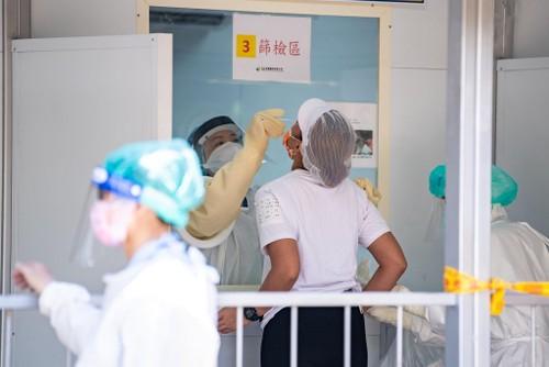 Thành phố Đào Viên, Đài Loan (Trung Quốc) hỗ trợ lao động, tân di dân người Việt trong dịch covid 19 - ảnh 3