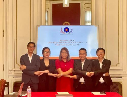 Liên hiệp Hội Thanh niên Sinh viên Việt Nam tại châu Âu nhiệm kỳ 2021 – 2023 chính thức được thành lập - ảnh 2