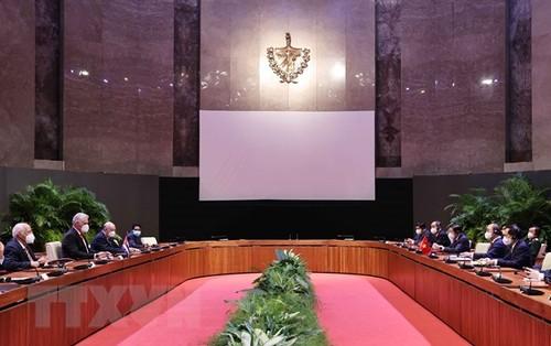Tăng cường quan hệ đoàn kết, hợp tác toàn diện giữa Việt Nam - Cuba - ảnh 1