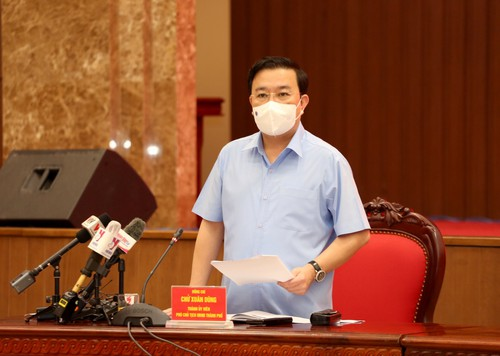Hà Nội bỏ giấy đi đường trên toàn địa bàn thành phố - ảnh 1