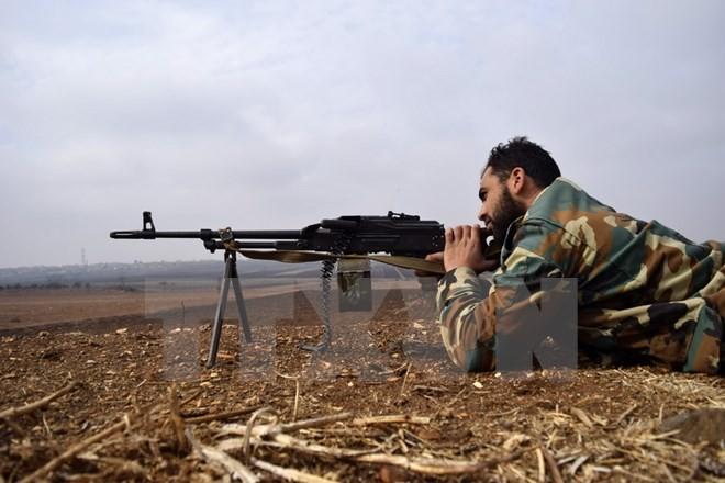 Fuerzas de oposición siria por confirmar alto el fuego promovido por Rusia y Turquía - ảnh 1
