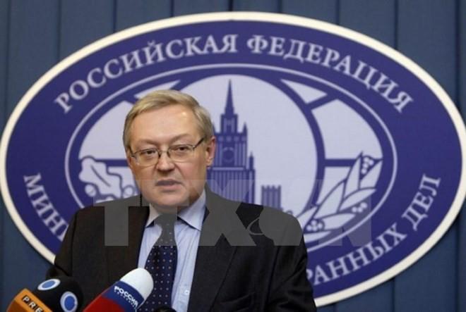 Rusia acusa a Estados Unidos de querer intervenir en las inminentes elecciones presidenciales - ảnh 1