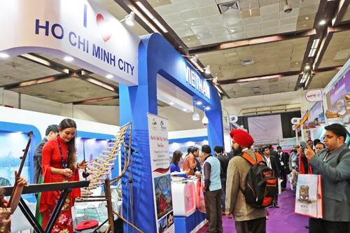 Vietnam busca oportunidades de cooperación turística con la India - ảnh 1