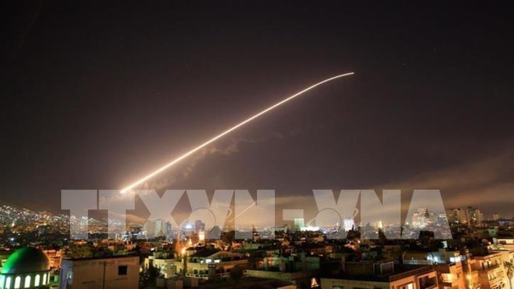 Occidente termina los primeros ataques aéreos en Siria - ảnh 1
