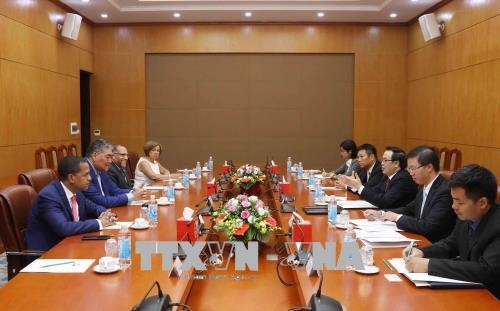 Vietnam y República Dominicana profundizan relaciones de amistad y cooperación - ảnh 1