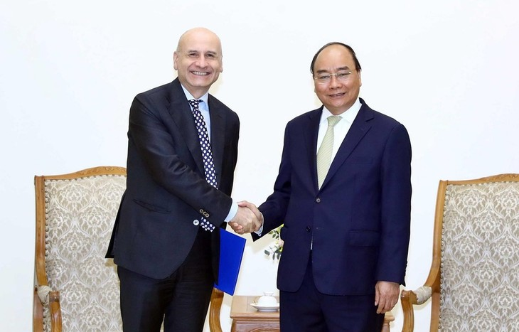 Vietnam consolida lazos económicos con Italia - ảnh 1