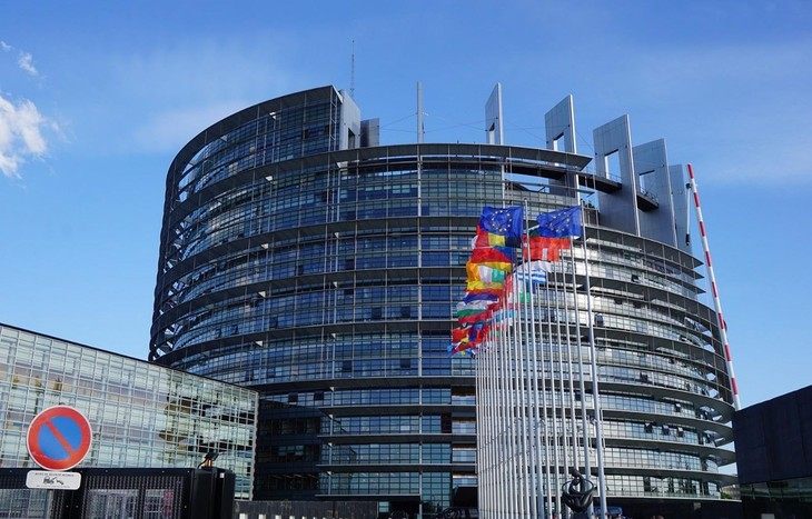 Traslado de sede del Parlamento Europeo centra agenda de discusión del bloque continental - ảnh 1