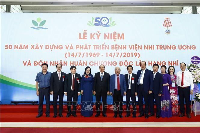 Vietnam fomenta la atención médica a pacientes infantiles - ảnh 1