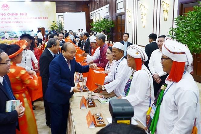 Vietnam reafirma la protección de la libertad de culto para la ciudadanía  - ảnh 1