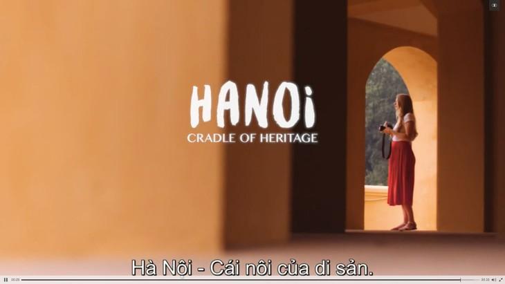 Anuncios sobre Hanói atraen a espectadores extranjeros - ảnh 1