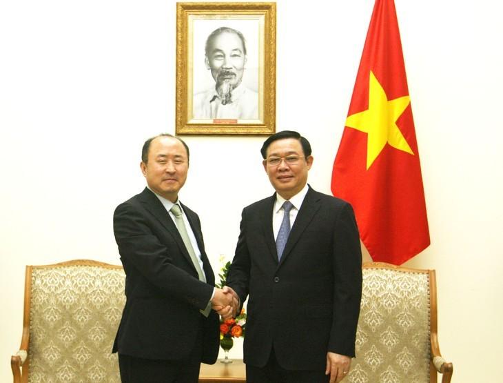 Vietnam y Corea del Sur afianzan cooperación económica y científico-tecnológica  - ảnh 1