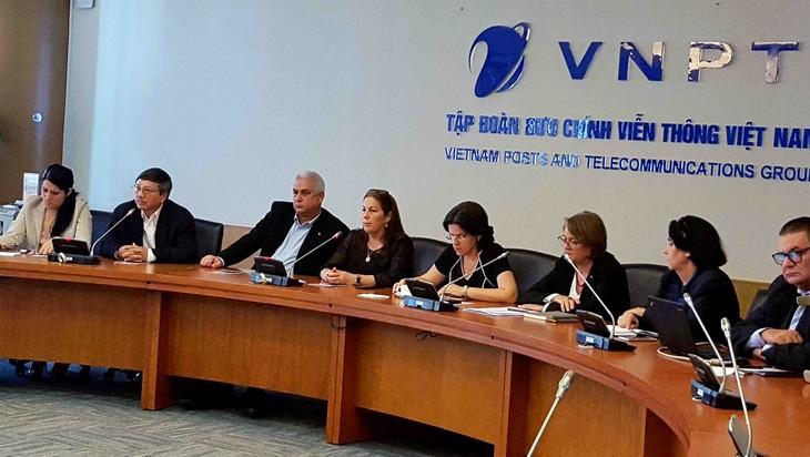 Vietnam y Cuba fomentan cooperación tecnológica en la Cuarta Revolución Industrial - ảnh 1