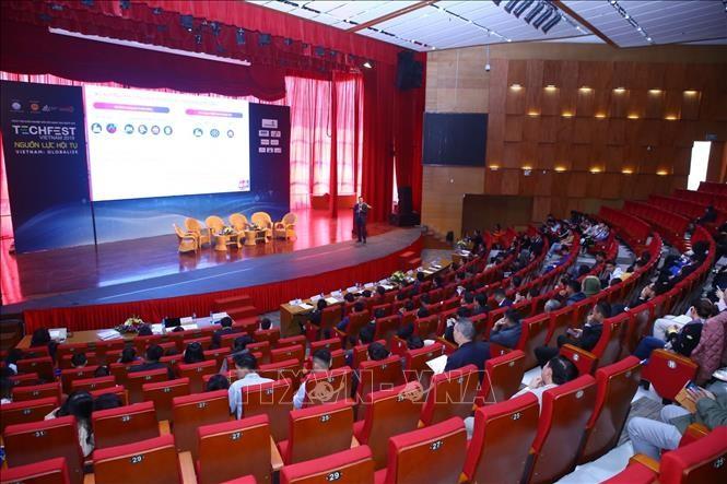 Techfest Vietnam 2019 realza la importancia de comercio electrónico y logística para empresas - ảnh 1