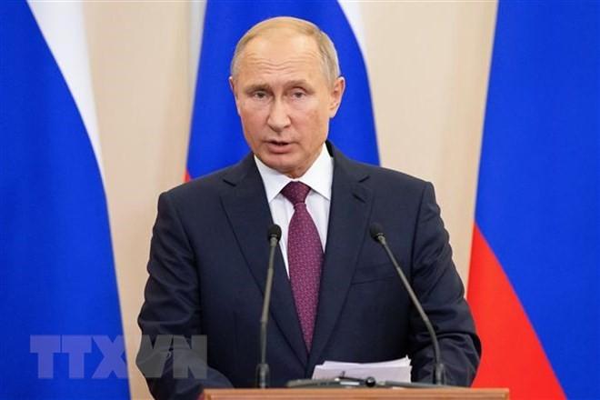 Putin y el papel de Rusia para solventar problemas críticos del mundo - ảnh 1