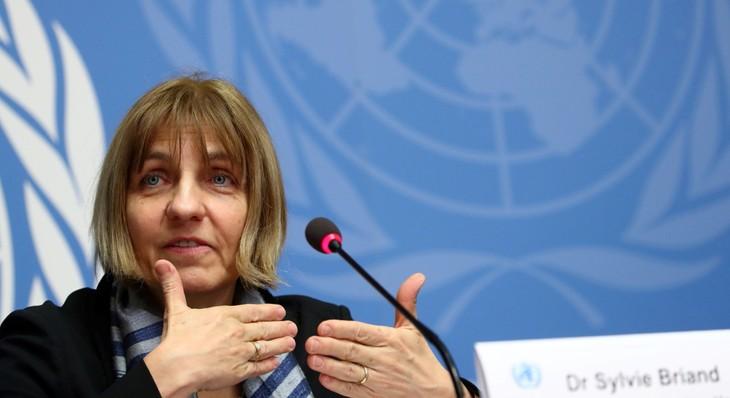 "Organización Mundial de la Salud evalúa coronavirus ""epidemia de foco múltiple"" - ảnh 1"