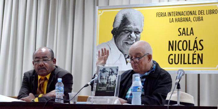 Presentan libro de periodista cubano sobre visita de Fidel a Vietnam durante la guerra - ảnh 1
